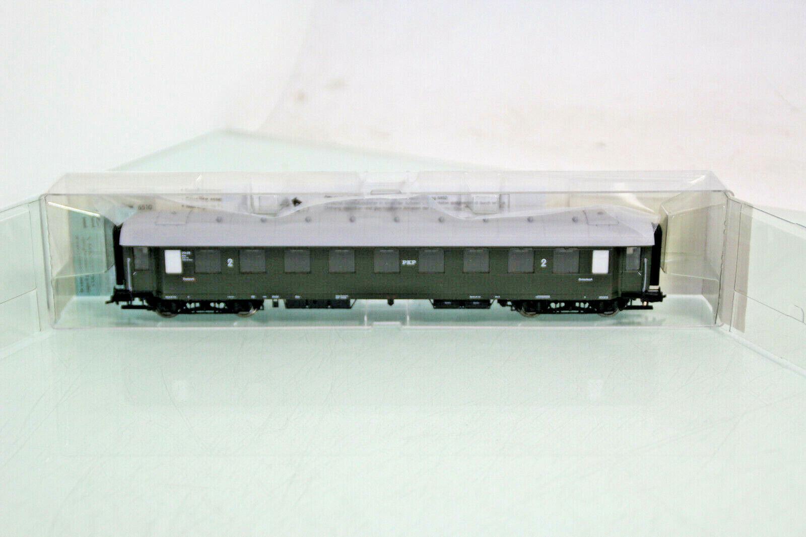 Fleischuomon h0 563204 K vagoni 2.kl PKP KKK come nuovo in scatola originale hs121