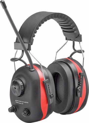 CASQUE ANTIBRUIT PROTECTION AUDITIVE ELECTRONIQUE SNR 27 DELTAPLUS PIT RADIO 3