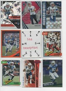 New-England-Patriots-Serial-039-d-Rookies-Jerseys-Autos-EVERY-CARD-IS-A-GOOD-ONE