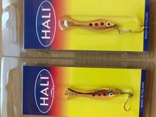 Hali Ahven Fishing Jigs 2 pack