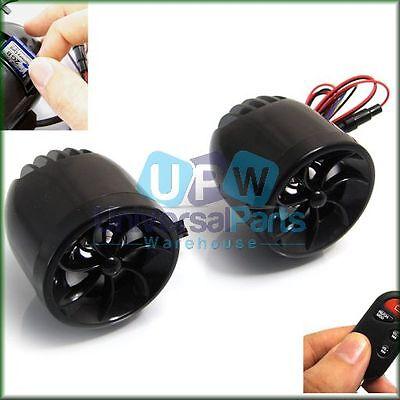 Handlebar Mount MP3 / FM Radio Suitable for Honda Forza-X NSS250 FT500 Ascot