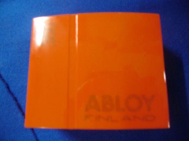 ABLOY PL 350 Lock Orange Plastic High Security Padlock Bumper / Protection Case