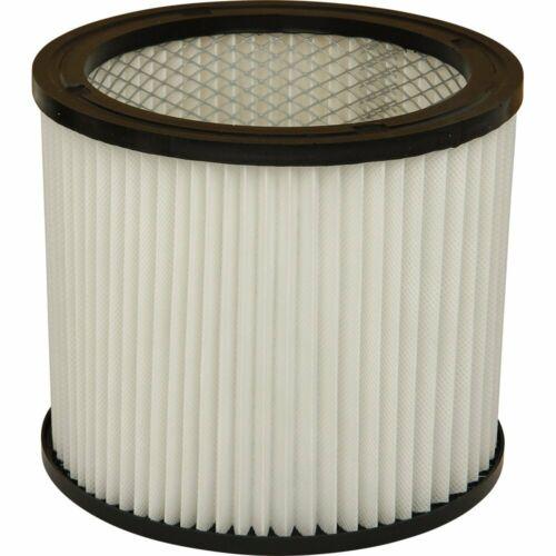 Lamellenfilter passt für AEG AquaVac Einhell Lavor Metabo Parkside uvm waschbar