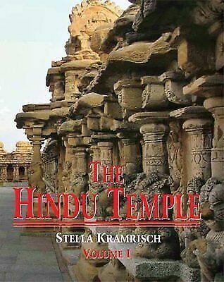 The Hindu Temple (2 Volumes) (Pt. 1 & 2)