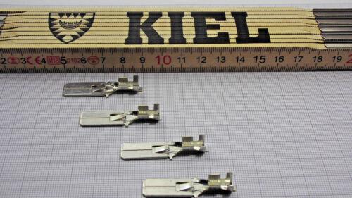 KREIDLER 4 Stück Stecker Pedelec für Batterie Kontakt PROPHETE ZÜNDAPP