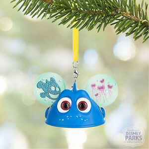 image is loading disney parks finding dory ear hat ornament christmas - Finding Nemo Christmas Decorations