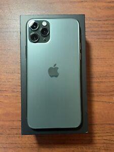 Apple-iPhone-11-Pro-256GB-Midnight-Green-Unlocked-A2160-CDMA-GSM