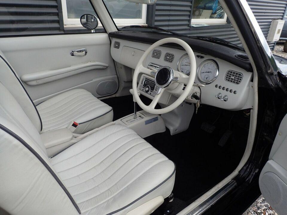 Nissan Figaro 1,0 T Cab. Benzin aut. Automatgear modelår