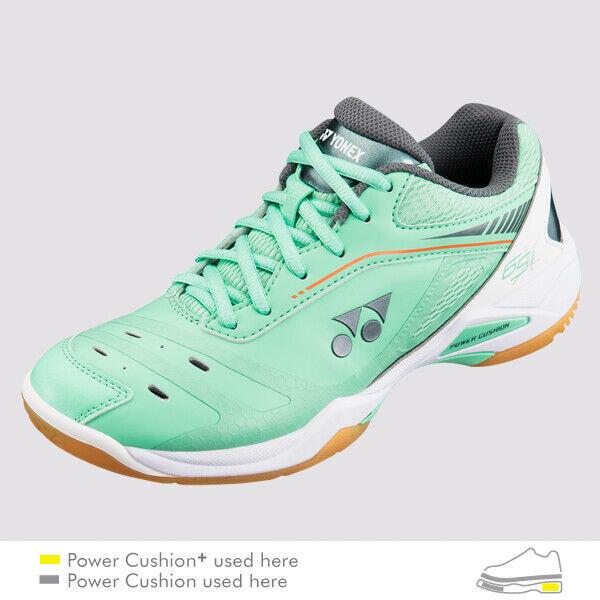 Yonex SHB 65 X damen (Mint) Badminton schuhe