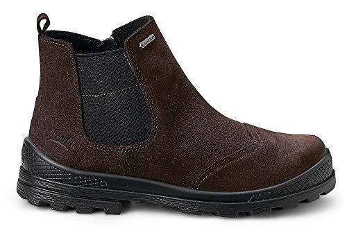 Superfit Boys Flynn Chelsea Gore Tex Ankle Boots Waterproof Heavy Duty Leather 1
