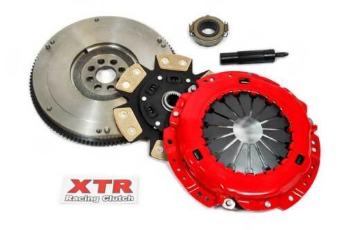 XTR RACING STAGE 3 CLUTCH KIT+HD FLYWHEEL CAMRY 2.0L CELICA MR2 SOLARA 2.2L 5SFE