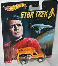 Star Trek - B-BREAKER * MONTGOMERY SCOTT * - 1:64 Hot Wheels