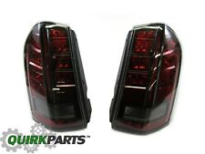 13-14 CHRYSLER 300 REAR LEFT & RIGHT SIDE TAILLIGHT LAMP SET/2 NEW MOPAR GENUINE