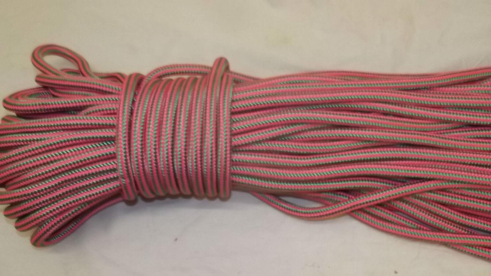 1  2  x 150' Double Braid Rope, Arborist Bull Rope, Rigging Line, Hoist Line, NEW  beautiful