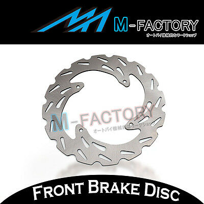 Front Wheel MX Brake Disc Rotor Honda XR250R XR400R 95-97 98 99 00 01 02 03 04