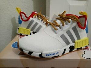 Details about NEW Adidas NMD R1 x Toy Story Woody FZ4540 FAST / FREE SHIPPING Size 7Y