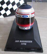 F1 CASQUE HELMET MAGNUSSEN STEWART ARAI 1998 1/8 MINICHAMPS