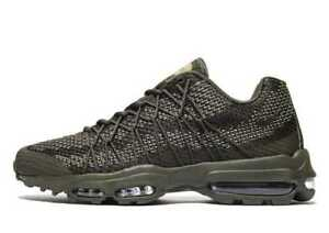 Details about Nike Air Max 95 Ultra Jacquard Men's Trainer(UK 6 12) KhakiOlive Brand New