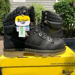 dr martens camber steel toe