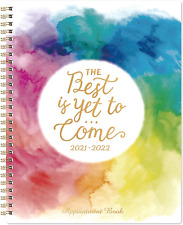 2021 2022 Appointment Book Daily Planner Thick Paper Organizer Calendar Day New