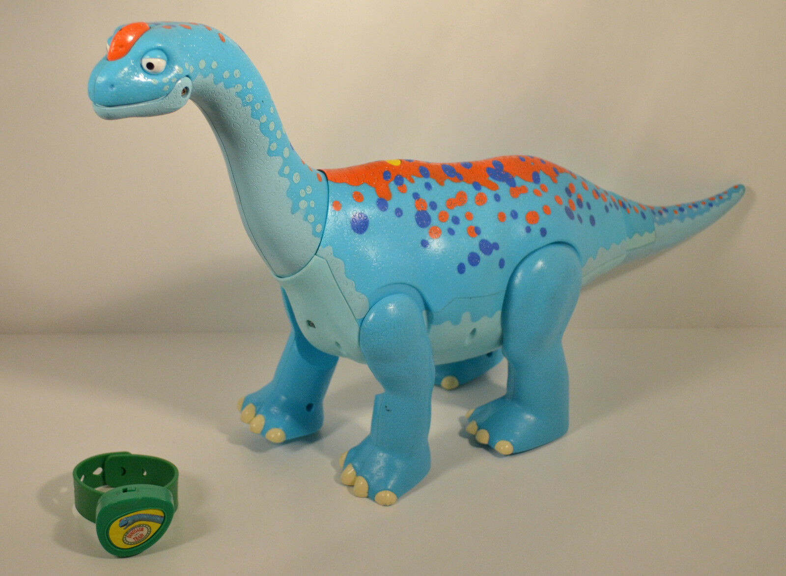 2012 Talking Remote RC Arnie Silberinosaurus 20  Action Figure Dinosaur Train