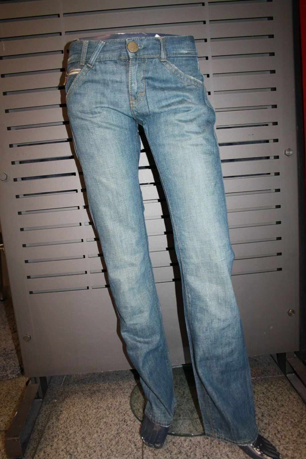 Miss Sixty Jeans Big Ty New Stonewashed Colured Colour 0121