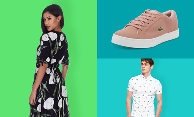 Up to 50% off Spring Collection