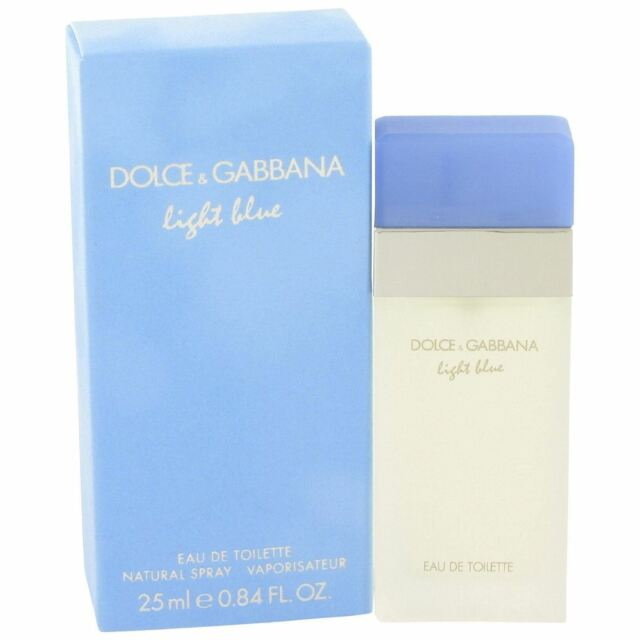 f8e9ae3d Dolce & Gabbana Light Blue Eau De Toilette Women's 25 Ml   Cod ...