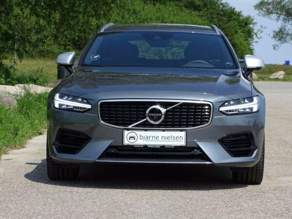 Volvo V90 2,0 T8 407 R-Design aut. AWD - billede 1