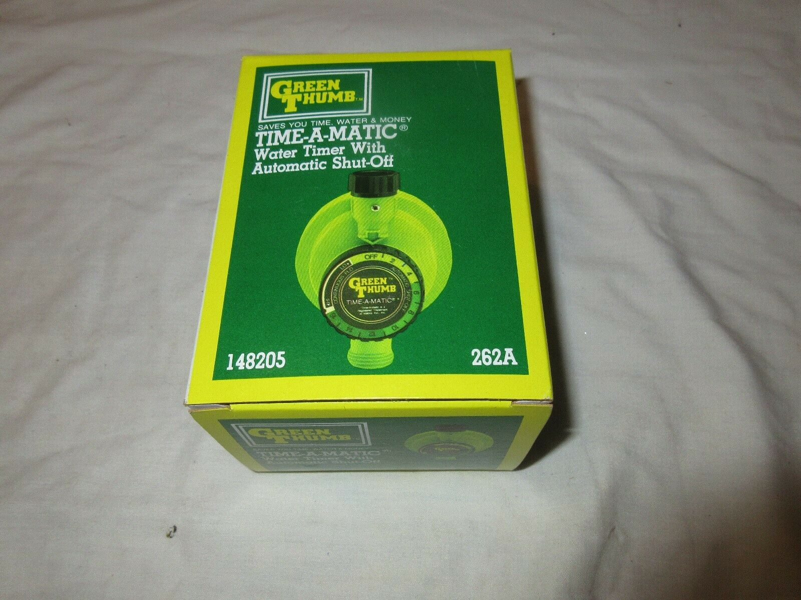 Green Thumb Time-A-Matic , 148205 , 262A , Water Timer