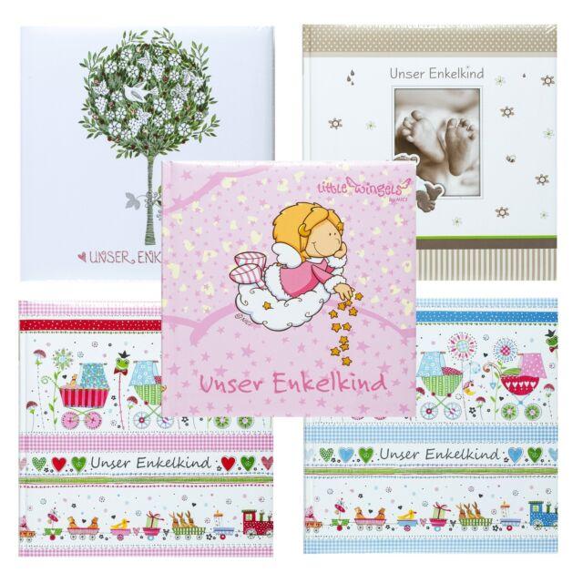 Fotoalbum Babyalbum Goldbuch Eine große Auswahl an Enkelkinder Alben
