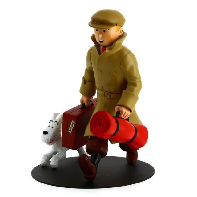 Tintin and Snowy HADDOCK FORD LINCOLN ZEPHYR 1//14 RESIN original box new