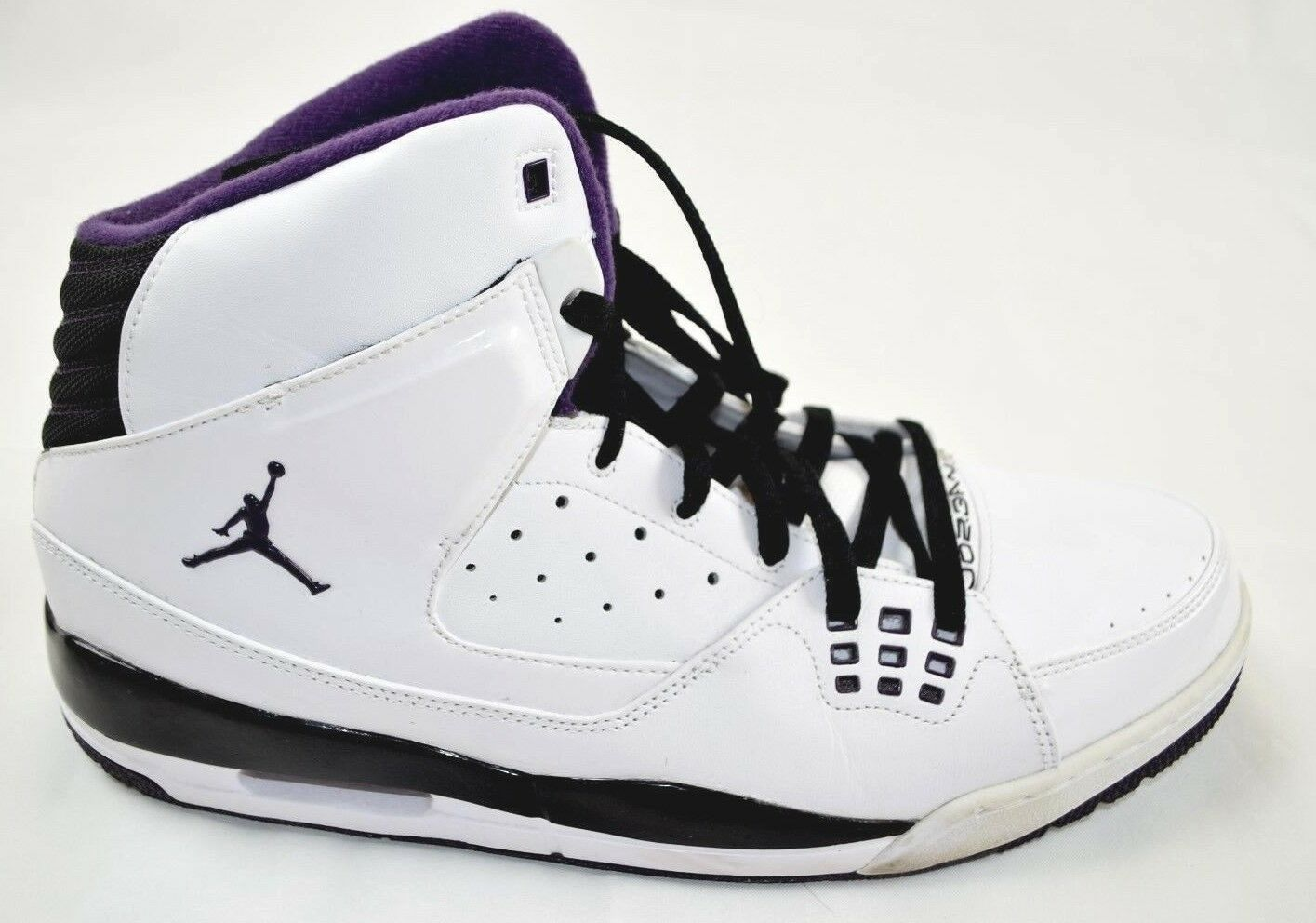new product de486 4c47a Nike Air Jordan SC-1 Mens Basketball Shoes 538698-108 538698-108 538698-108  White US size 14 excellent a88c44