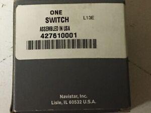 Details about NEW Navistar International Ignition Switch w/ 2 Keys #  427610001 NIB Genuine OEM