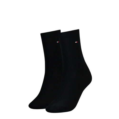 Tommy Hilfiger Damen klassische Socken Stümpfe 4er 6er 8er 10er 12er Pack