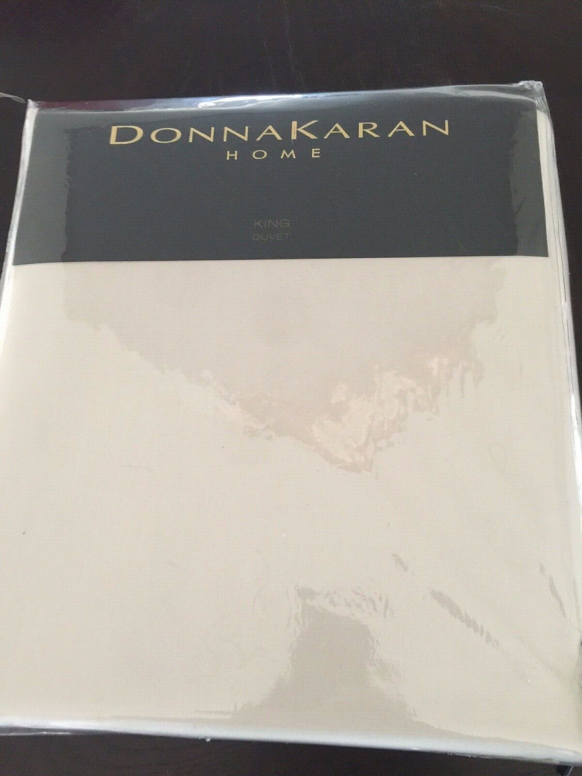 women Karan King Duvet Cover Ultra Fine 600 tc Cotton New Platinum