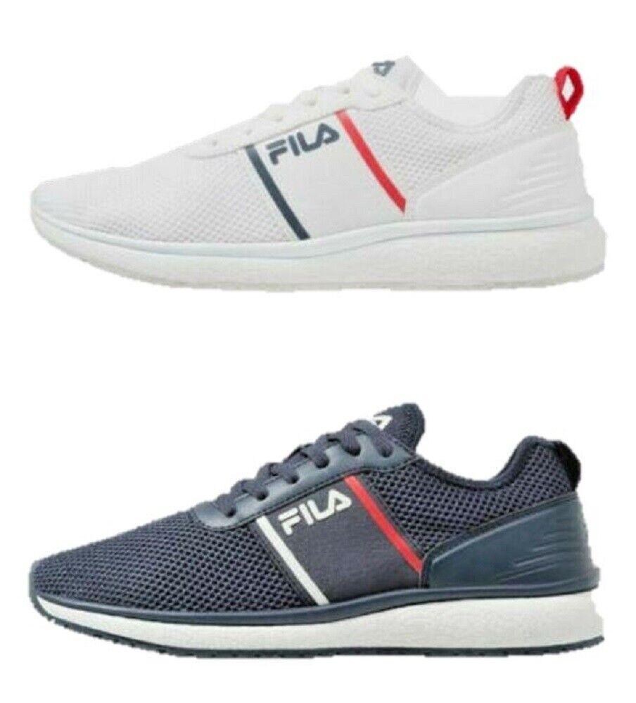 FILA men shoes shoes shoes SNEAKERS CONTROL II LOW TRASPIRANTI IN TELA LEGGERA ALLENAMENTO dfd60d
