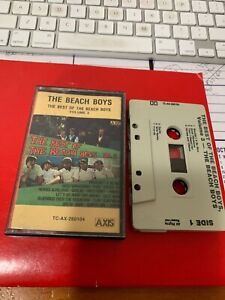The-Beach-Boys-The-Best-Of-The-Beach-Boys-Volume-3-Cassette-Tape