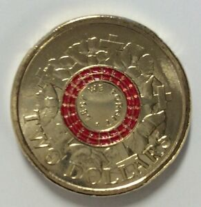 Lest-We-Forget-Anzac-Day-2015-2-Coin-UNC