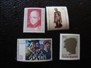 Germany-Berlin-stamp-Yvert-Tellier-N-585-619-639-663-N-MNH-COL9