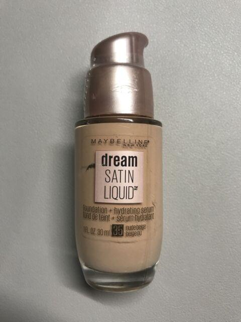 Maybelline New York Dream Satin Liquid Mousse Foundation