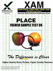 Place French Sample Test 08 Teacher Certification Test Prep Study Guide by Sharon A Wynne (Paperback / softback, 2007)