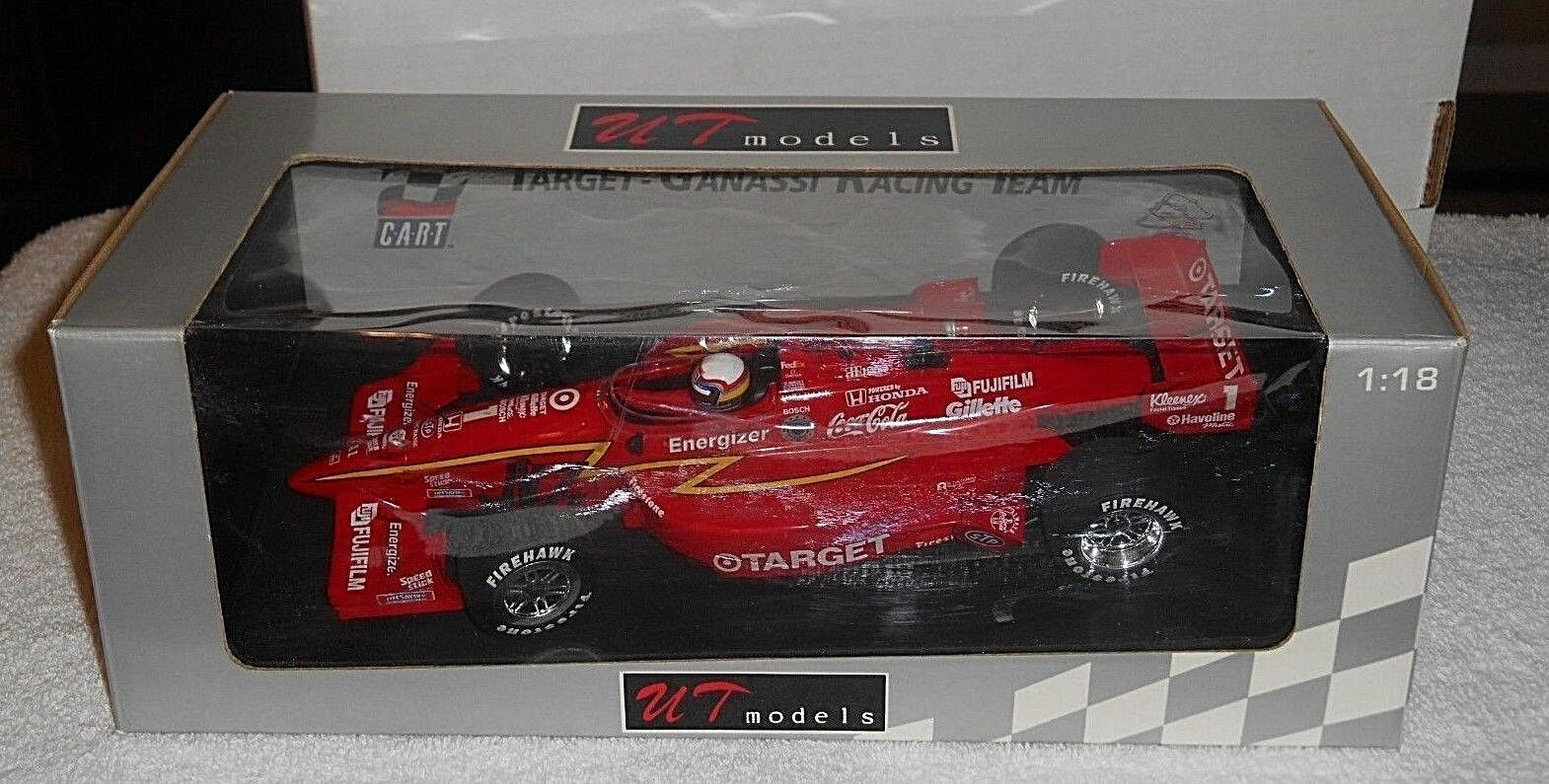 Für 1998 - modelle  ziel ganssi racing team  druckguss auto (18 punkte)