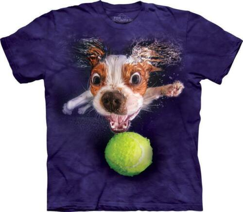 "The Mountain Bambini T-SHIRT /""Underwater DOG Monty/"""