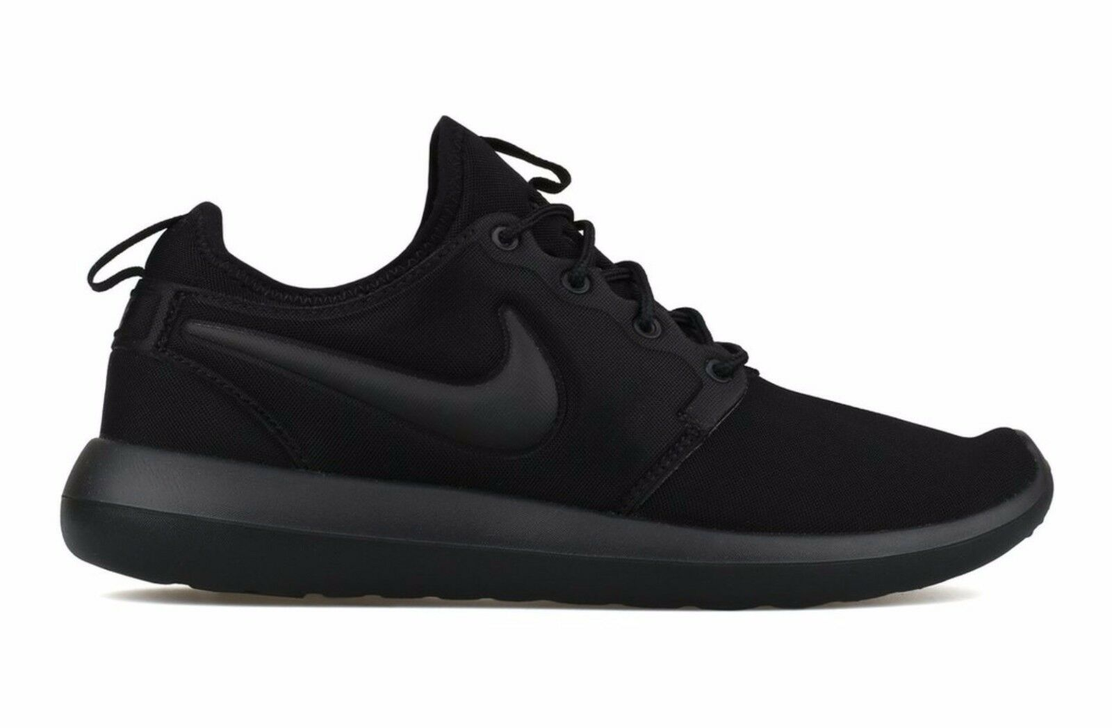NEW hommes NIKE ROSHE TWO 2 844656-001 Casual Chaussures Triple noir noir out