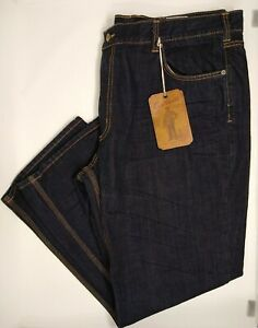 NWT MENS CARHARTT DENIM CARPENTER JEANS WORK SIZE 44 X 30 NEW FREE SHIPPING