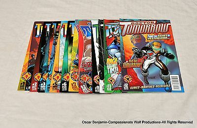 Mixed LOT OF 50 ALL Valiant 50 Comic Book Lot all comics 1989 to 2004 High Grad