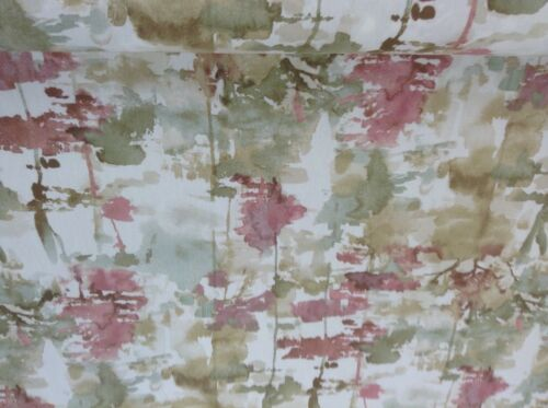 Alfresco BLUSH Cotton Prestigious Textiles Curtain//Craft Fabric