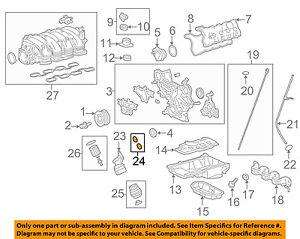 lexus toyota oem 13 16 ls460 engine oil filter housing o ring seal rh ebay com
