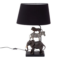 ObéIssant Lampe De Chevet Chambre Enfant Enfants Animaux Safari Lampe De Chevet Lampe Pour Enfants Lampe-e Kinderlampe Lampe Fr-fr Afficher Le Titre D'origine